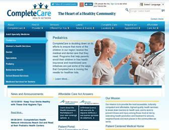 completecarenj.org screenshot
