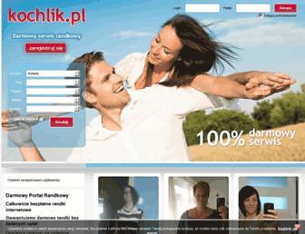 kochlik.pl screenshot