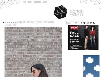 Thumbshot of Cottonandcurls.com