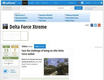 delta-force-xtreme.en.softonic.com screenshot