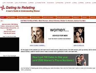Thumbshot of Datingtorelating.com