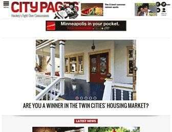 Thumbshot of Citypages.com