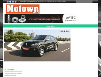 motownindia.com screenshot