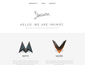 imimot.com screenshot