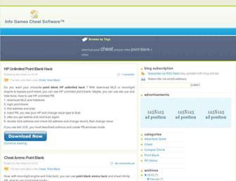 info-ghs.blogspot.com screenshot