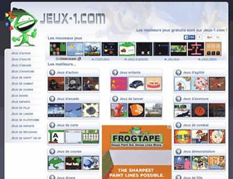 Thumbshot of Jeux-1.com