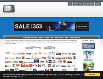 profreetv.com screenshot