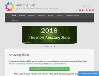 Thumbshot of Amazingslider.com