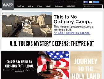 Thumbshot of Worldnetdaily.com
