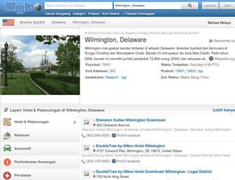 halaman-kuning.cybo.com screenshot