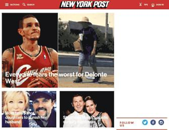 Thumbshot of Nypost.com