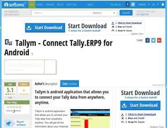tallym-connect-tally-erp9.en.softonic.com screenshot