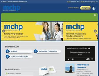 mchp.edu screenshot