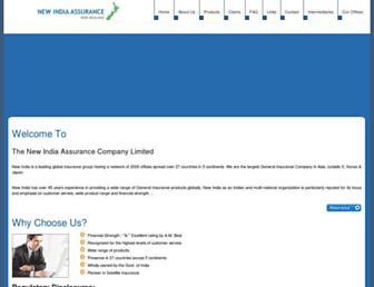 newindia.co.nz screenshot