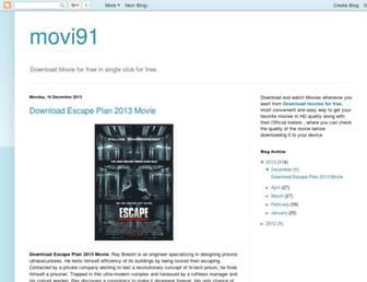 movi91.blogspot.com screenshot
