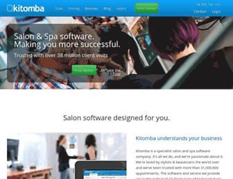 kitomba.com screenshot