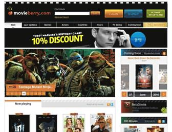 Thumbshot of Movieberry.com