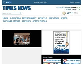 tnonline.com screenshot