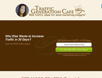 Thumbshot of Trafficgenerationcafe.com