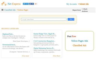 Thumbshot of Netexpress.co.in