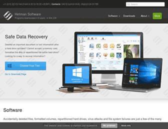 hetmanrecovery.com screenshot
