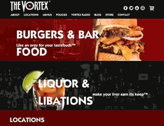 thevortexatl.com screenshot