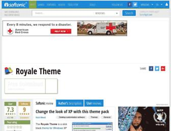 royale-theme.en.softonic.com screenshot