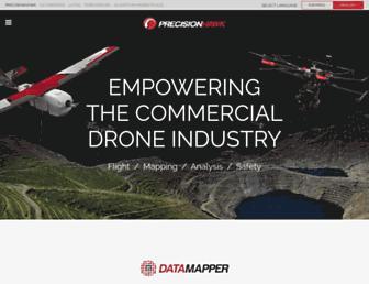 precisionhawk.com screenshot