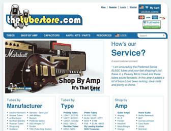 Thumbshot of Thetubestore.com