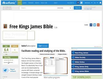 kings-james-bible.en.softonic.com screenshot