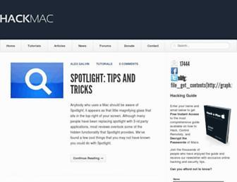 Thumbshot of Hackmac.org