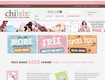 Thumbshot of Chibebe.com.au