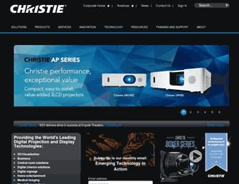 Thumbshot of Christiedigital.com