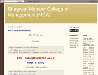 bmcmmca.blogspot.com screenshot