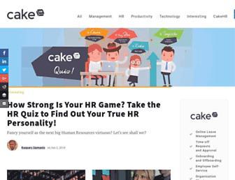 blog.cake.hr screenshot