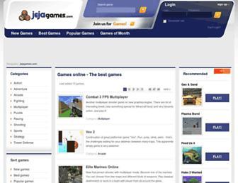 jejagames.com screenshot