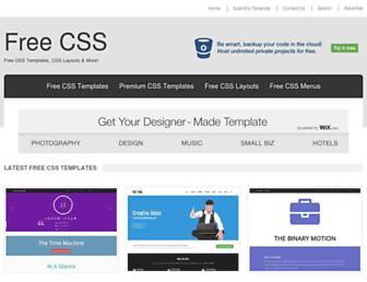 Thumbshot of Free-css.com