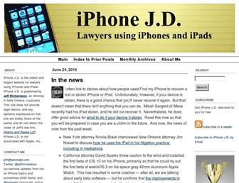 iphonejd.com screenshot