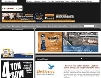 swineweb.com screenshot