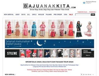 Thumbshot of Bajuanakkita.com