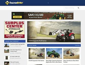 Thumbshot of Tractorbynet.com