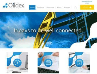 oildex.com screenshot