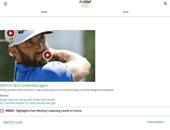 Thumbshot of Golfchannel.com