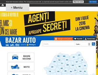 anunturi-auto.4tuning.ro screenshot