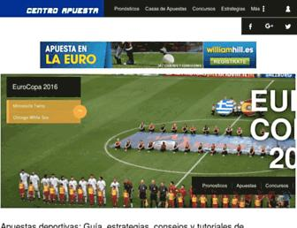 Thumbshot of Centroapuesta.com
