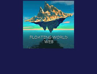 floatingworldweb.com screenshot