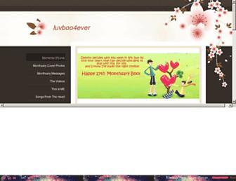 luvboo4ever.weebly.com screenshot