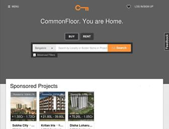 Thumbshot of Commonfloor.com