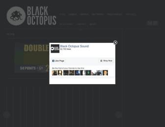 blackoctopus-sound.com screenshot