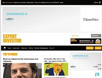 expertinvestoreurope.com screenshot